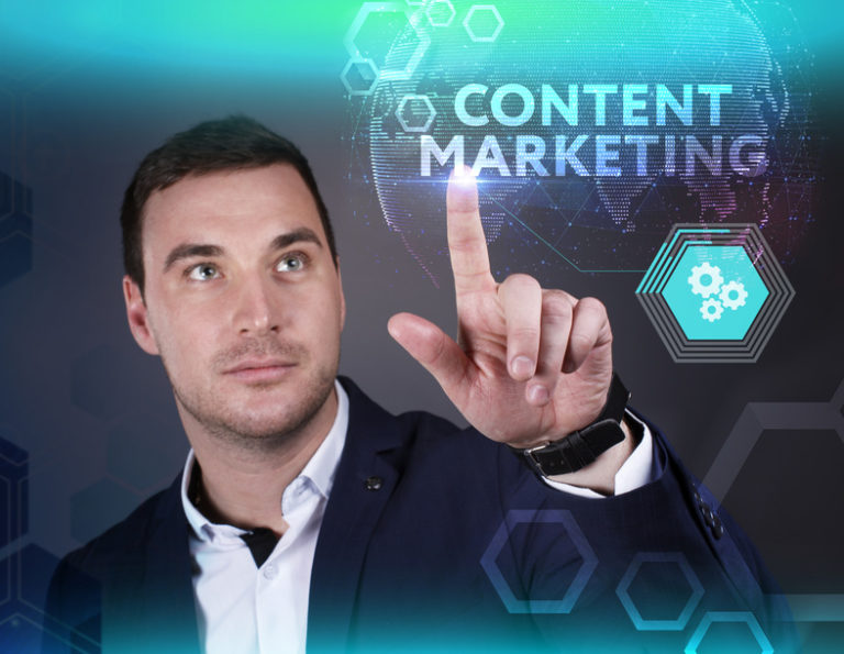 how to attract customers with content marketing