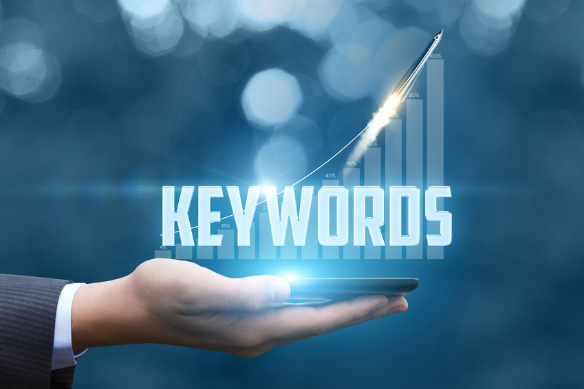 selecting keywords to optimize your web pages