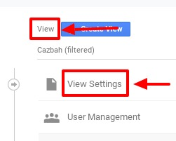 how to filter out spam bot traffic in google analytics_step2