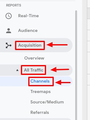 how to segment out referral spam traffic in google analytics_step1