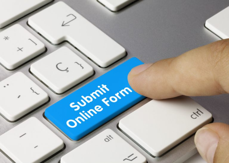 how to create a good contact us form