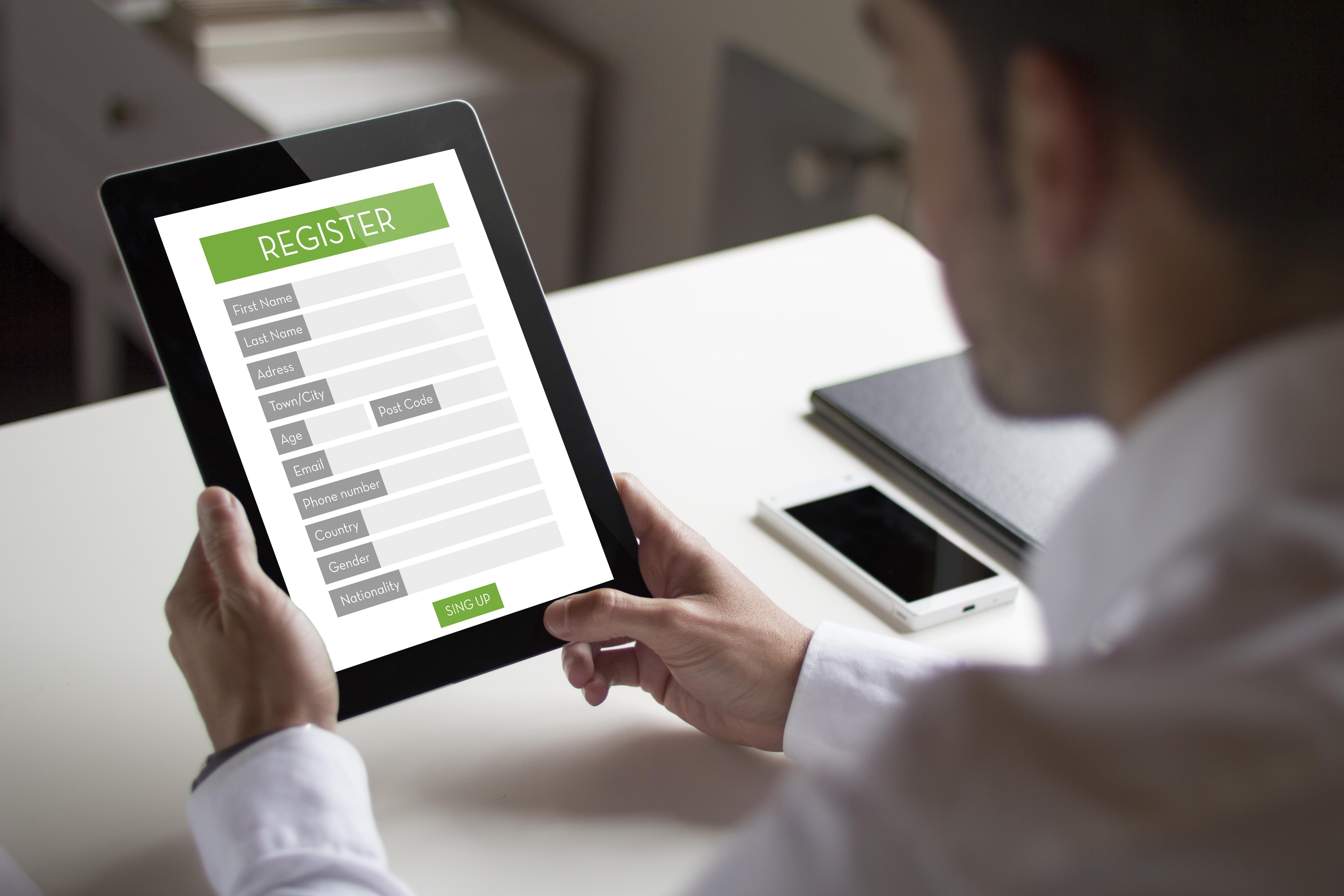 online form design tips for mobile optimization
