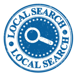 Local search stamp