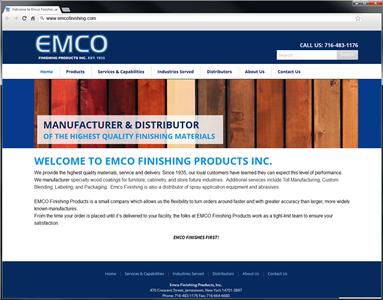 EMCO Finishing