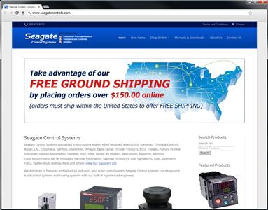Seagate Control Systems