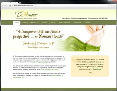 D'Amore Cosmetic and Reconstructive Surgery