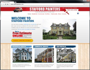Stafford Painters