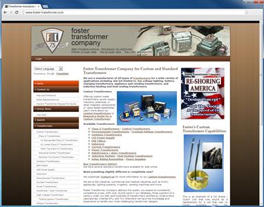 Foster Transformer Company