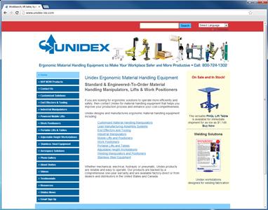 Unidex, Inc.