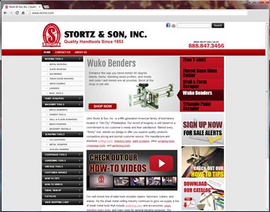 Stortz & Sons, Inc.