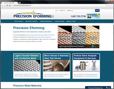 Precision Eforming