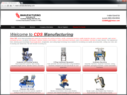 CDS Manufacturing