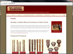 New Germany Wood Products