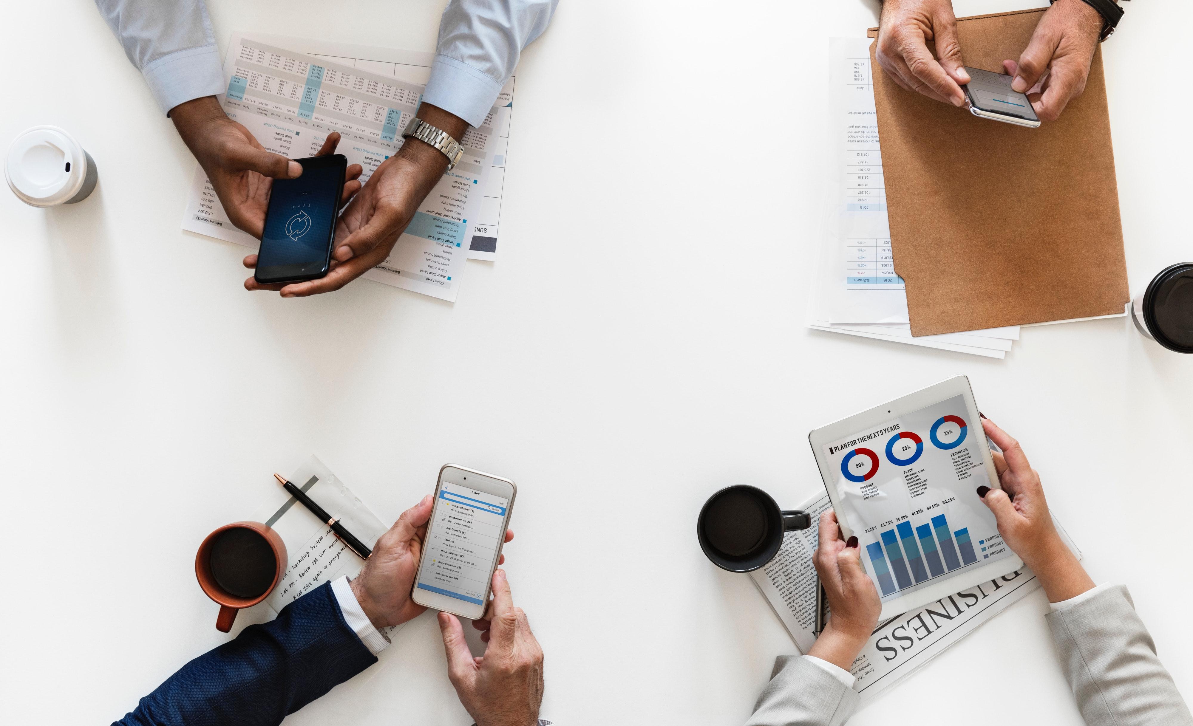 utilizing a lead marketing tool