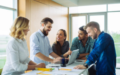 Improving Collaboration in the Workplace Through Teamwork