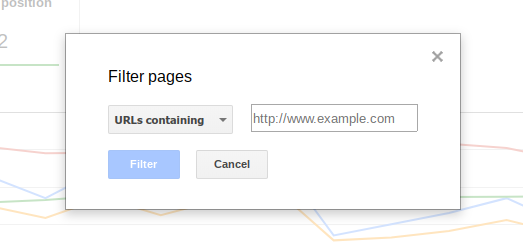 steps for using google search console
