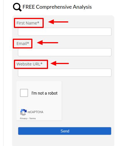 short customer forms