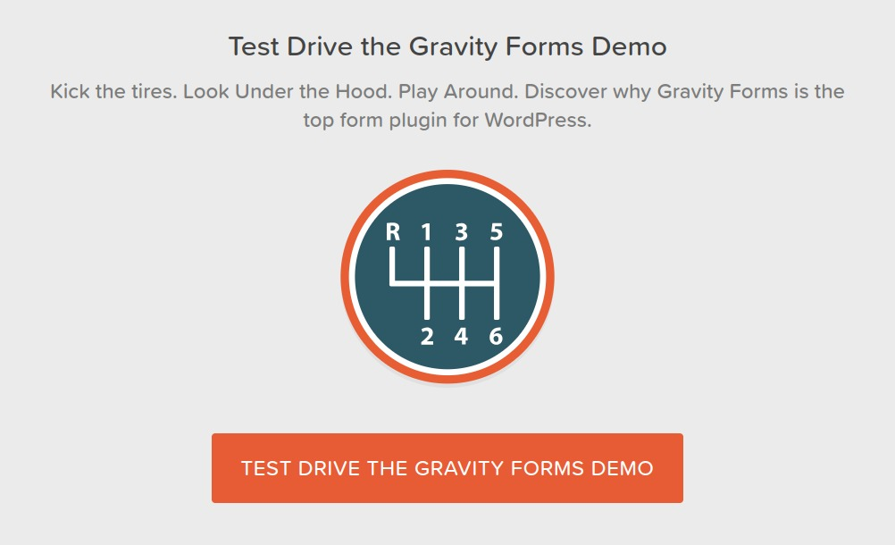 test Gravity forms demo