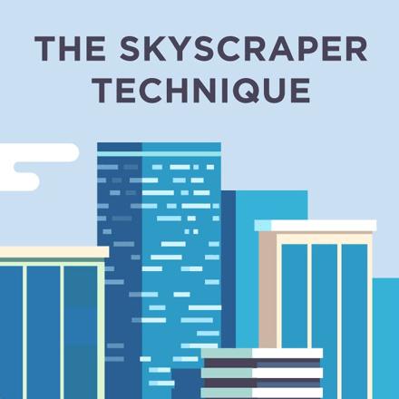 how to create skyscraper content
