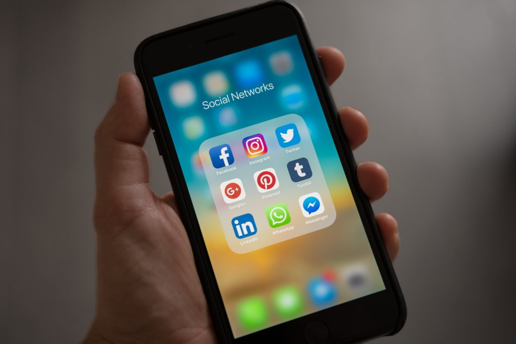 find content to post on social media